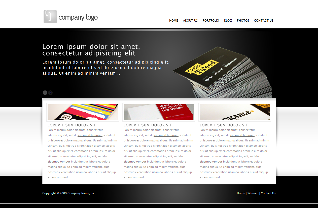 RT-Theme 5 / Premium Corporate Theme 10 in 1