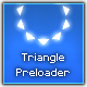 Triangle preloader - ActiveDen Item for Sale