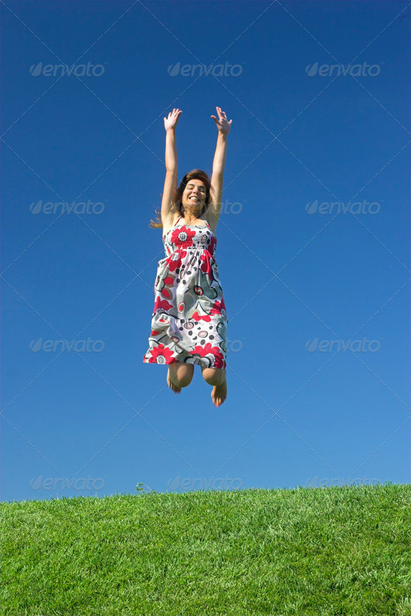 Carefree Lifestyle - Stock Photo - Images