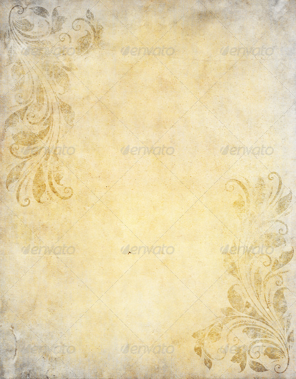 old style paper background