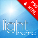 Light Business Template - ThemeForest Item for Sale