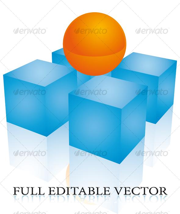 GraphicRiver support symbol 68575