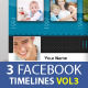Facebook Timeline Covers Templates VOL3 - GraphicRiver Item for Sale