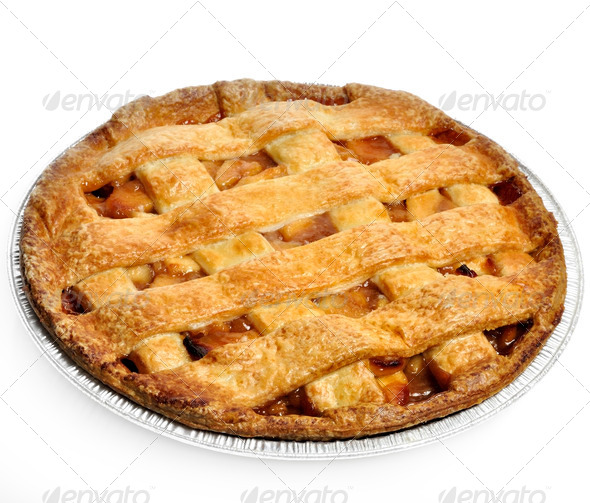 Apple Pie - Stock Photo - Images