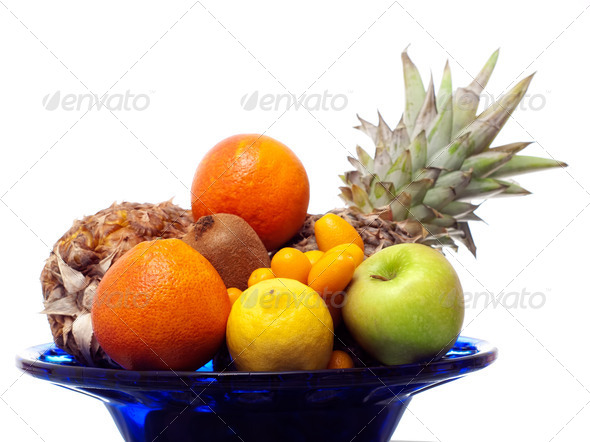 Fruits - Stock Photo - Images
