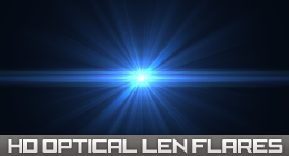 HD Optical Lens Flares