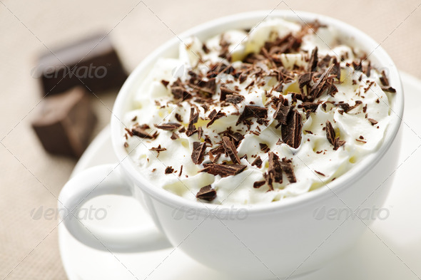 PhotoDune Hot Chocolate 208287