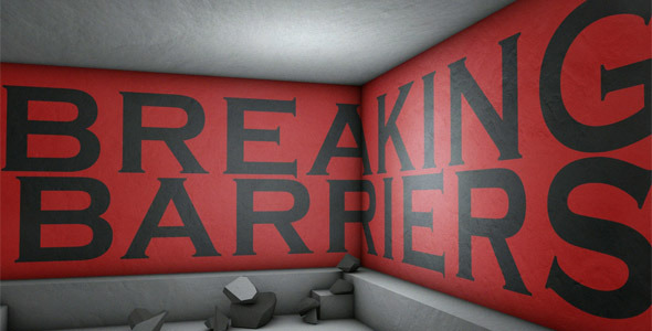 VideoHive Breaking Barriers 1770176