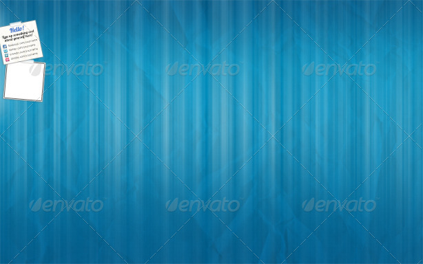 Colorful Lined Twitter Backgrounds