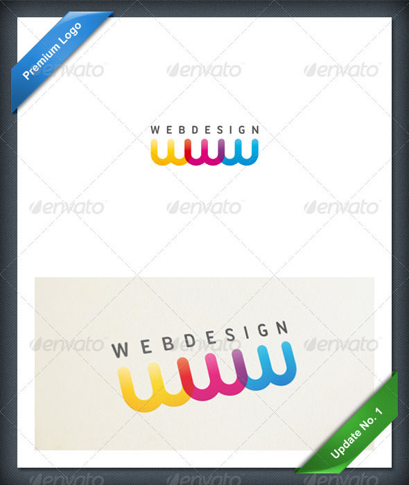 GraphicRiver WebDesign Logo 537767