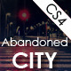 Abandoned city - VideoHive Item for Sale