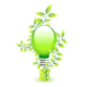 Environmental light bulb design - GraphicRiver Item for Sale