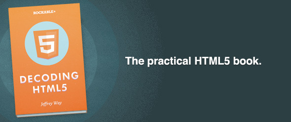 TutsPlus Decoding HTML5 1780853