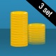 Money animation set - ActiveDen Item for Sale