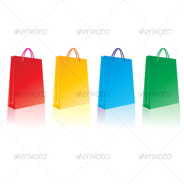 GraphicRiver Sale bags 69570