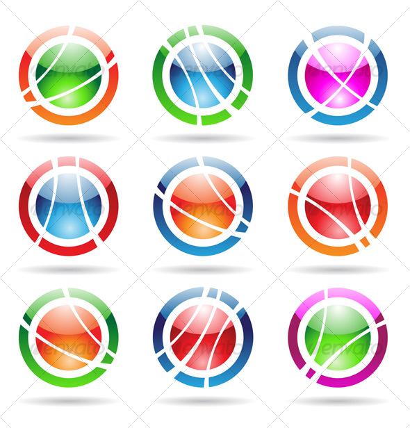 orbit icons - Abstract Icons