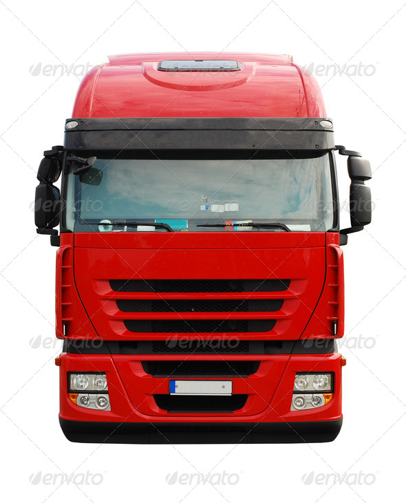 Stock Photo - PhotoDune truck 1790190