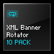 XML Banner Rotator 10 Pack - ActiveDen Item for Sale
