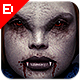 Vampire Photoshop Action 鬼-Graphicriver中文最全的素材分享平台
