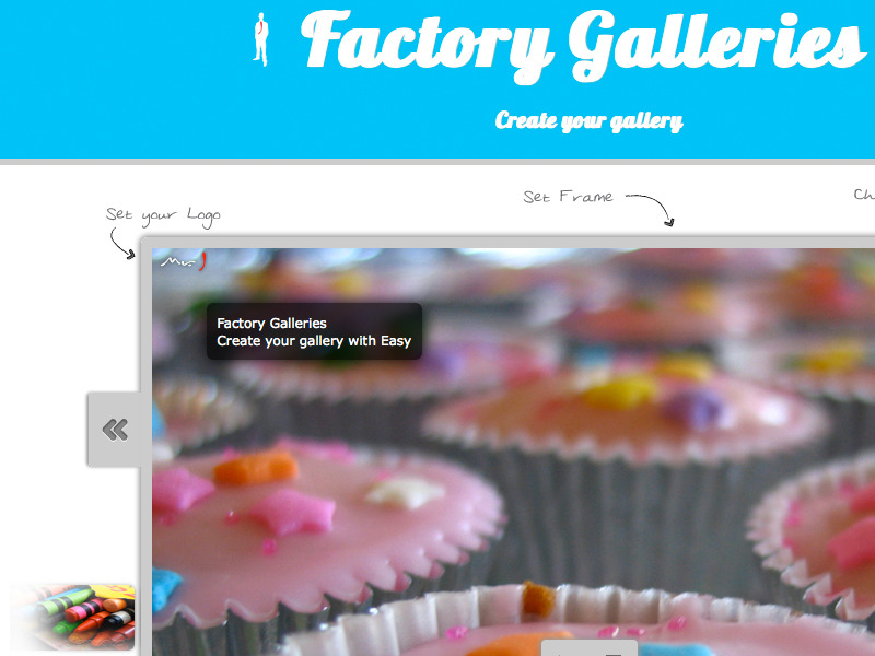 Factory Galleries jQuery Plugin