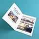 Bi-Fold Brochure / Flyer Mock-up's-Graphicriver中文最全的素材分享平台