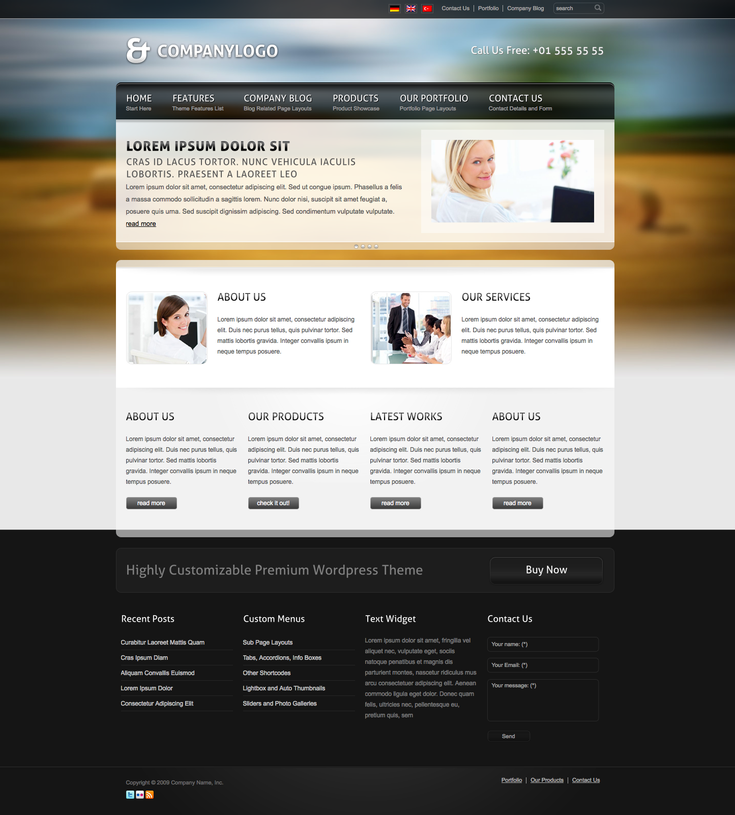 RT-Theme 13 Multi-Purpose Premium HTML Template