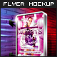 Nightclub Flyer & Poster Display Mockup - GraphicRiver Item for Sale