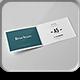 Bi-Fold A5 Horizontal Brochure Mock-up-Graphicriver中文最全的素材分享平台