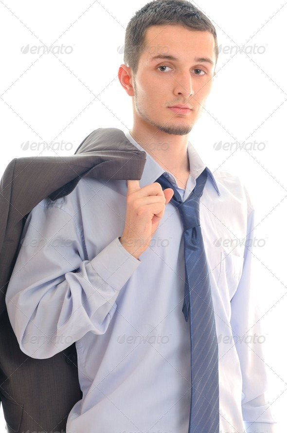 business man - Stock Photo - Images