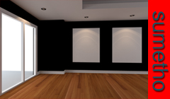 Create Your Empty room