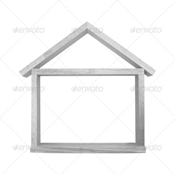 House frame - Stock Photo - Images