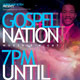 Dub Nation/Gospel Nation Flyers and Event Tickets - GraphicRiver Item for Sale