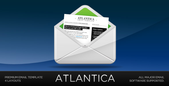 Atlantica Mail Template