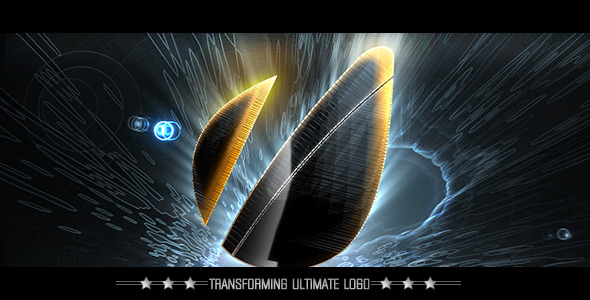 VideoHive Transforming Ultimate Logo 1816787