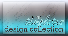DESIGN COLLECTION | E-Mail Templates