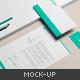 Branding / Identity Mock-up-Graphicriver中文最全的素材分享平台