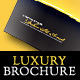 Luxury 8-Page Brochure Template - GraphicRiver Item for Sale