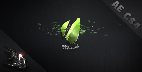 After Effects Project - VideoHive Transform Flow Logo 1838028