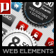 Web Elements - Ultra Shiny, Ultra Sexy  - GraphicRiver Item for Sale