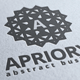 Apriorys Logo - GraphicRiver Item for Sale