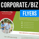 2 Corporate-Style Flyer/Ads Templates - GraphicRiver Item for Sale