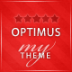 Optimus Business and Portfolio - ThemeForest Item for Sale