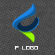 F Site Logo - GraphicRiver Item for Sale