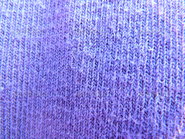 blue fabric - Stock Photo - Images