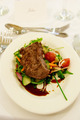 Beef steak with salad - PhotoDune Item for Sale