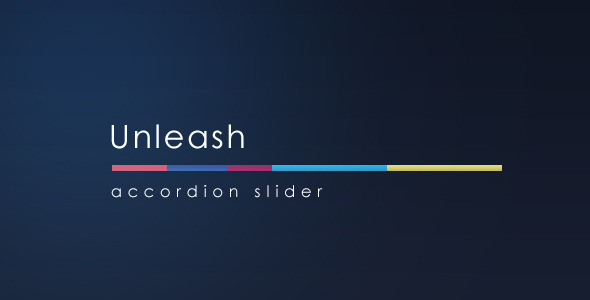 Unleash jQuery Accordion Slider - CodeCanyon Item for Sale