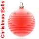 glossy christmas ball - GraphicRiver Item for Sale