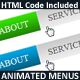 Animated Menus - GraphicRiver Item for Sale