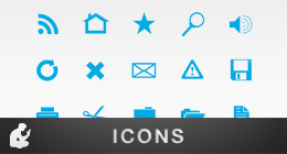 Icon sets