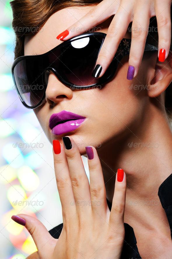PhotoDune Glamour woman 1863444
